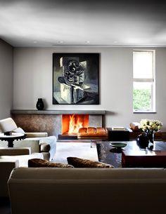 New York Penthouse Loft Displays A Beautiful Collection Of Art 9 Top Interior DesignersBest