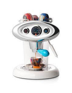 Francis Francis X7.1 Iperespresso Capsule Machine   Limited Edition #francisfrancis #limited #espresso #machine #coffee #illy