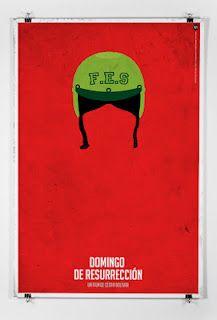 CINE VENEZOLANO.  Minimal Poster Venezuela.