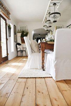 Farmhouse Style Ikea Slipcovers & A Giveaway