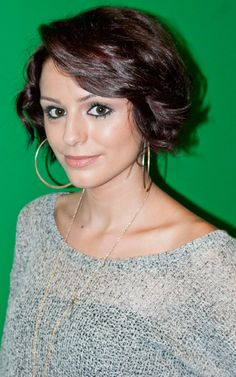 Cher Lloyd's new hair