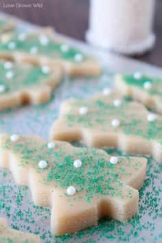 The BEST recipe Ive ever found for Sugar Cookie Cut-outs! This easy method makes the most moist, tender, delicious cookies that you can decorate however you like!