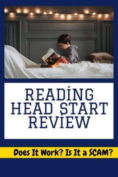 Reading Head Start Review - Does It Work? Is It a SCAM? The Reading Head Start program is a digital program that will help to improve your child's reading skills. Read our full review to see if it is worth it for your child! head start reviews from parents, reading head start vs hooked on phonics, head start reading program, reading head start review, reading head start program reviews, reading head start scam, reading head start sarah shepard, reading head start program free, Reading Practice, Reading Skills, Head Start Programs, Hooked On Phonics, Feeling Dizzy, Does It Work, Learning Process, You Changed, Read More