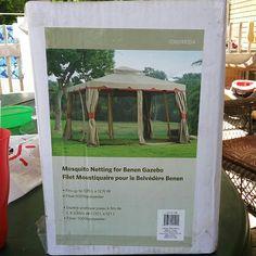 Mosquito Netting For Benen Gazebo