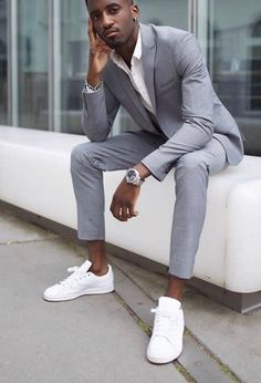 71 Best Suits and sneakers images in 2020 | Suits and