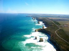 Great Ocean Road – Australia Thanks to the company I work for Stampin' Up! Linda Bauwin Your CARD-iologist