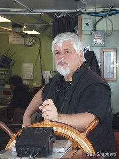 """Dolphin Killers: """"Captain PAUL WATSON, founder & Pres of Sea Shepherd Conservation Society, is personally offering $20,000 of his own funds for info leading to the arrest & conviction of the person/s responsible for shooting & stabbing dolphins along the northern Gulf Coast of the US. I regard killing a dolphin as murder & on the Gold Coast we appear to have a dolphin serial killer. I want this sadistic killer stopped. CALL NOAA, NMFS, or Gulf Coast law enforcement officials with info.""""…"""