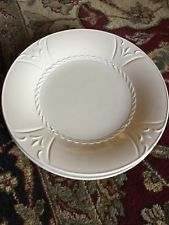 Lenox Butlers Pantry Patisserie Set Of 3 Dinner Plates NWD & NWT Cream Dinnerware, Butler Pantry, Dinner Plates, Tableware, Pantry Room, Dinnerware, Tablewares, Dishes, Place Settings