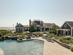 Inside the $50 Million Airbnb Where Kourtney Kardashian Stayed