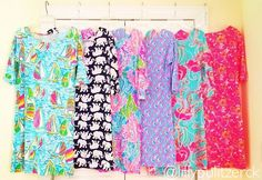 Love all these dresses!! @lillypulitzerck
