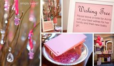 Simply Sweet Event Design: Wishing Tree - Baby Shower