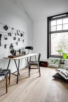 КВАРТИРА 81 КВ.М. — DECOR.CLOUD Gravity Home, Scandinavian Apartment, Office Workspace, Room Interior, Interior Inspiration, Dining Bench, Furniture, Home Decor, Dear Future