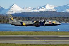 West Air Europe Cargo - British Aerospace ATP(F) freighter - by Wiggo Hovde