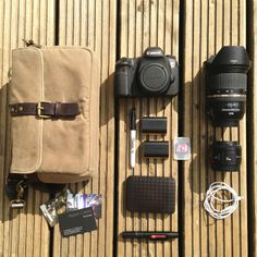 7 Photographers Show Us Their Camera Bag Goodies!