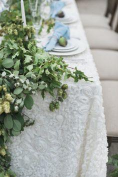 Pretty Blue & Barley Wedding Inspiration | Britt Taylor Photography | Mint & Lovely | Bridal Musings Wedding Blog 29