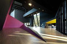 Museo Balenciaga. Getaria. © Inaki Caperochipi Photography Exhibition Display, Museum Exhibition, Bilbao, Asturian, Basque Country, Interior And Exterior, Interior Design, Modern Architecture, Gallery