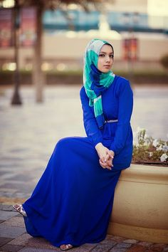 LayleeModa chiffon dress, austere attire hijab, hani hulu model, hijab, hijabi fashion, modest fashion, dubai