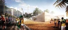 Rio Olympics: Henning Larsen Architects create cultural pavilion for 2016 Games