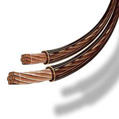 Bello SP7502 20-Feet High Performance 16 AWG Speaker Wire (Copper)