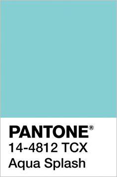 AI Aqua: Color of the Year 2021 - Fashion Trendsetter Aqua Color Palette, Aqua Blue Color, Cobalt Blue, Pantone Blue, Pantone Color, Beautiful Posters, Beautiful Pictures, Color Of The Year, Color Names