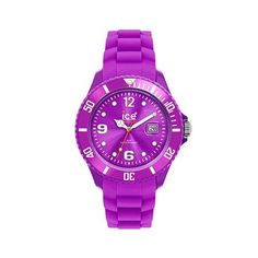 Ice Watch Unisex Sili Forever Purple Watch - Now: £45.00