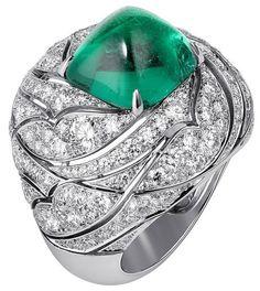 Cartier Sortilage 20 beauty bling jewelry fashion