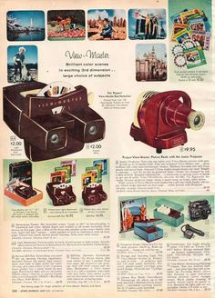 1956 Sears - View Master