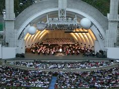 The Hollywood Bowl... A New Summer Tradition thrifty chic LA   life + travel + style