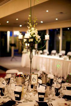 candlelabra - always a stunning room set