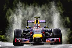 for now i am fed up with F1. New rulechange makes the race/racing boring again. Money rules,not the performance..racing lines do not matter anymore,drivers 'of name' behind you means move-over?? f-off,thats not racing.