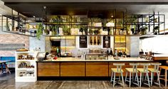 Archilovers The Social Network for Architects — For the new design of Flocafe Espresso Room​,...