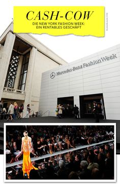 2012 Fashion Week: City takes in nearly $1billion annually from twice-yearly shows