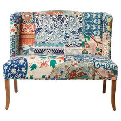 Felicity Boho Chic Settee - Eye-Catching touch to any room in your house!
