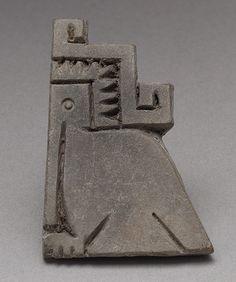 Flat Stamp [Ecuador; Manteño] (1991.436.4) | Heilbrunn Timeline of Art History | The Metropolitan Museum of Art