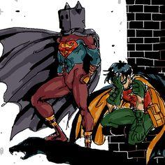 tim drake superboy catlad | Tags: superboy robin tim drake conner kent batman