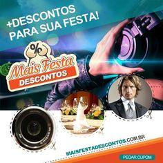 FIRE Mídia - Google+ https://www.facebook.com/maisfestadescontos/photos/a.1584470365123558.1073741828.1557301331173795/1834291293474796/?type=3&theater  +DESCONTOS para sua festa! Veja as promoções das melhores empresas do segmento!!! http://www.maisfestadescontos.com.br/ #revista #cupom #maisfestadesconto #festa #eventos #desconto #cupomdedesconto #santos #santoscity