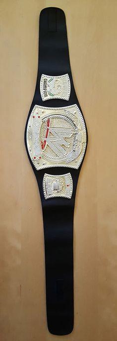 MATTEL WWE WWF Monday Raw Youth Wrestling CENA Spinner CHAMPIONSHIP Belt 2010