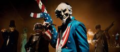 'The Purge: Election Year' Film Review: Horror franchise plays its Trump card