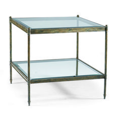 Furniture Stores In Williston Nd Side Tables - CLEMART Side Table - Duralee Furniture
