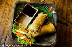 Ubud Ubud, Fresh Rolls, Ethnic Recipes