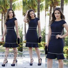 ️️ REPOSIÇÃO - Chegou reposição desse vestido lindo, Vestido Nilza.  R$ 159,90 - Tamanhos 38/40/42  Compre pelo site: www.larabless.com.br  Whats 51 99552-2727 ✈️ Enviamos para todo o Brasil #evangelicas #execudivas #instafashion #larabless #longos #mocidadeccb #modaevangelica #modaexecutiva #modafashion #modafeminina #modanotrabalho #mulheresevangelicas #pastoras #saias #vestidos #vestidoslongos #vestidosocial