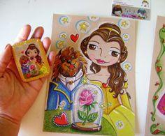 Cores e Coisas: Ilustrações - Aguarela