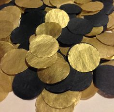 #CONFETTI #WEDDING #DECORATIONS #FLOWERGIRL #MONTREAL #TABLEDECORATIONS #PARTY #EVENTS @Etsy shop https://www.etsy.com/listing/175958977/metallic-gold-confettinew-years-eve