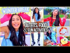 Fall and Winter Break Survival Guide: Outfits, Things To Do and Food! - YouTube