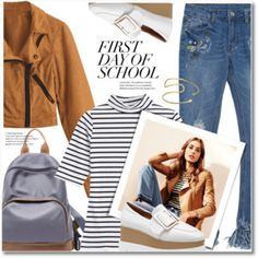 Campus Chic: First Day of School