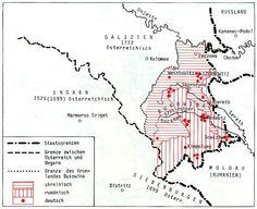 Die Bukowina - das östlichste Kronland der Monarchie