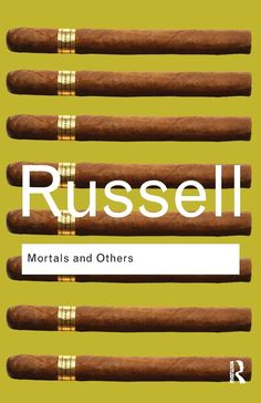 russell essays in analysis