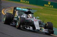 Australia GP Qualifiche: A Hamilton Pole e Record, Vettel 3°