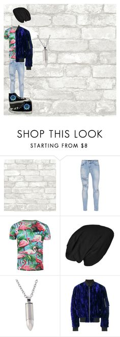 """""""14/08 2017"""" by rasmus-herbst on Polyvore featuring Topman, Converse, Haider Ackermann, men's fashion and menswear"""