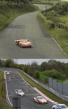 The same place 1969 and 2011…